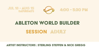 [Session Adult] Ableton World Builder