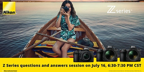 Bedford Nikon Demo Days: Z Series Q&A tickets