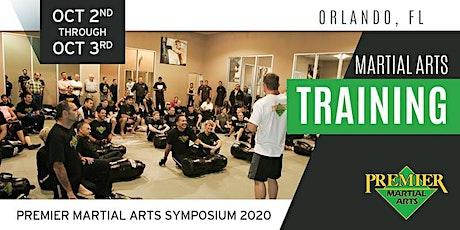 Premier Martial Arts Symposium 2020 - Martial Arts Training tickets