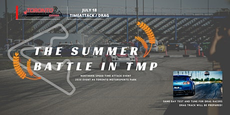 Northern Speed Time Attack #4 - TMP Cayuga Summer Racing Time Attack tickets