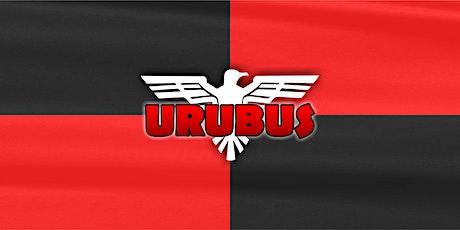 Adesivos de apoio à UruBus ingressos