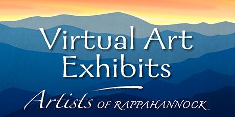 July 2020 Virtual 3D Art Exhibition, Tour & Meet the Artists tickets