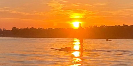 Wednesday evening paddle tickets