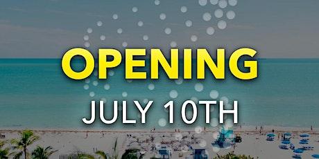 SnapCrack Miami Beach Opening tickets