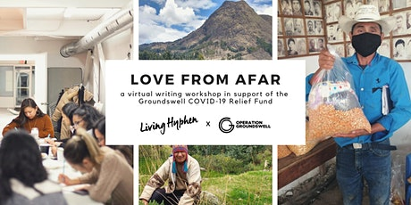 Love From Afar: OG x Living Hyphen Virtual Writing Workshop tickets