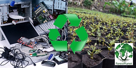 Drive-Through Electronics Recycle Event to Plant 10,000 Trees tickets