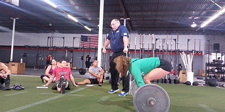 Rushmore CrossFit Cohen Weightlifting Seminar tickets
