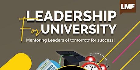 Leadership for University by London Metropolitan Forum tickets
