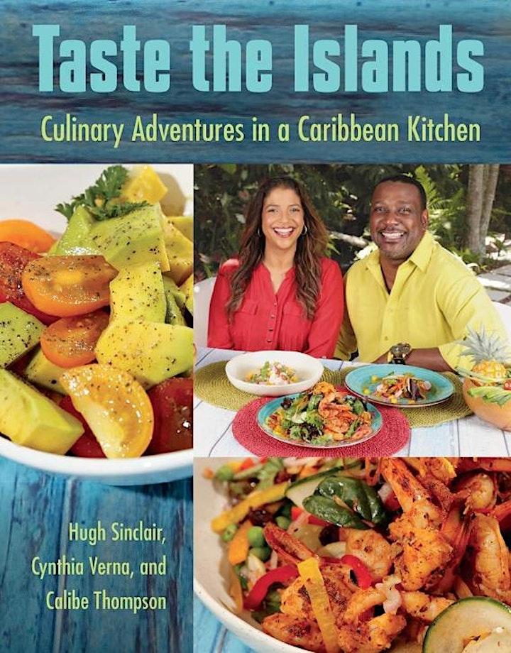 Boston JerkFest LIVE ! Virtual Caribbean Foodie Festival image