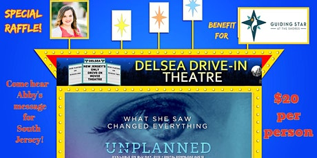 UNPLANNED with Abby Johnson!	   ($20 per person) tickets