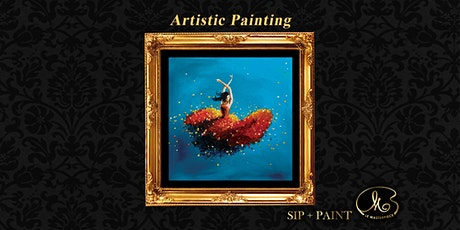 Sip and Paint : Pasodoble (Saturday) tickets