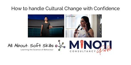 How to handle Cultural Change with Confidence tickets