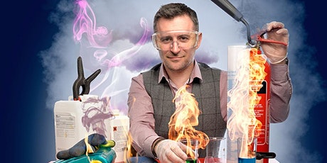 Mark Thompson's Spectacular Science Show ONLINE tickets