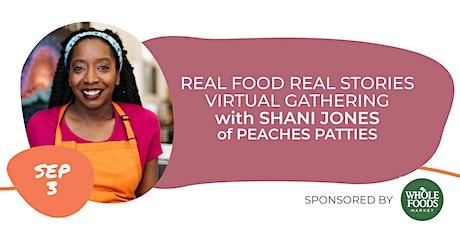 RFRS Virtual Gathering with Shani Jones tickets