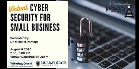 Cyber Security for Small Business | Virtual Workshop tickets