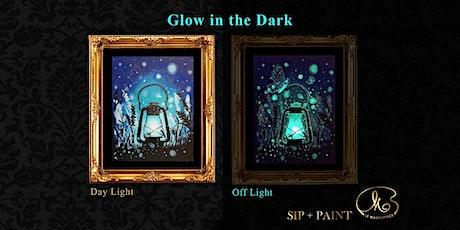 Sip and Paint (Glow in the Dark): Kerosene Lamp (Friday) tickets