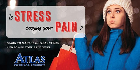 Is Stress Causing Your Pain? - Free Interactive Workshop tickets
