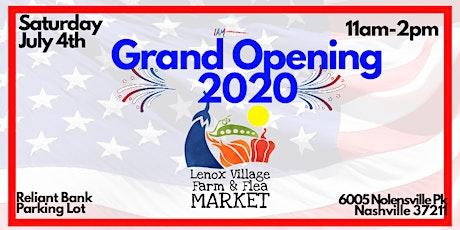 Lenox Village Farm & Flea Market tickets