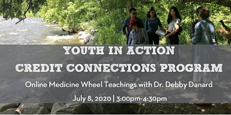 Medicine Wheel Teachings with Dr. Debby Danard tickets