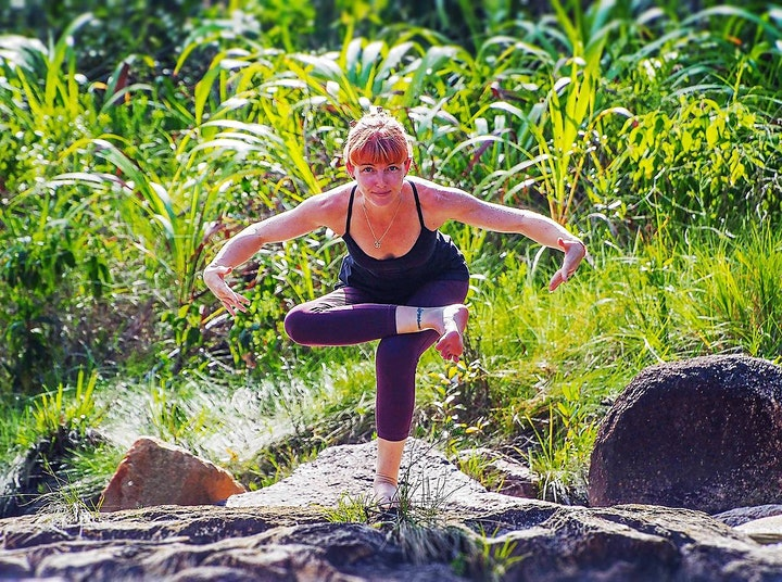 Free Virtual Hatha Yoga Flow with Sera Underwood — Valencia image