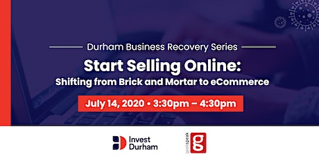 Start Selling Online: Shifting from Brick and Mortar to eCommerce tickets