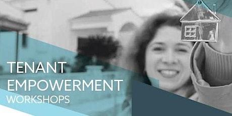Tenant Empowerment Workshop - July tickets