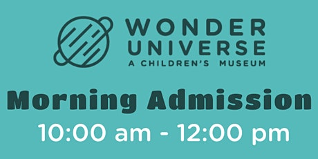 Museum Admission 10a - 12p tickets