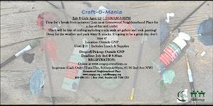 Craft-O-Mania For Girls