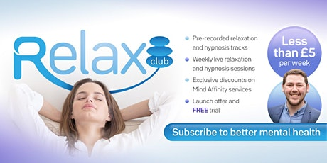Relax Club - Live tickets