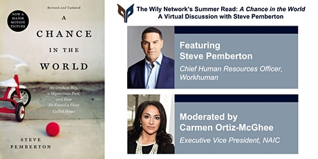 The Wily Network's Summer Read: A Virtual Discussion with Steve Pemberton tickets
