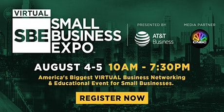 National Virtual Small Business Expo 2020 (August 4-5) tickets