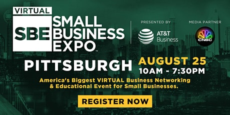 Pittsburgh Virtual Small Business Expo 2020 tickets