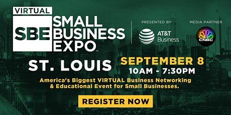 St. Louis Virtual Small Business Expo 2020 tickets