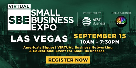 Las Vegas Virtual Small Business Expo 2020 tickets