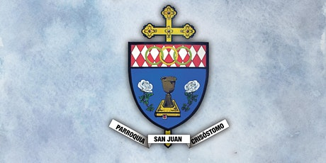Regístrese para la misa dominical en la parroquia de San Juan Crisóstomo boletos