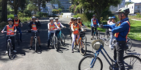 Clase para adultos para aprender a montar en bicicleta tickets