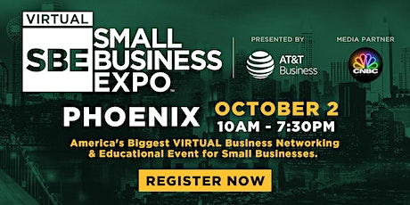 Phoenix Virtual Small Business Expo 2020 tickets