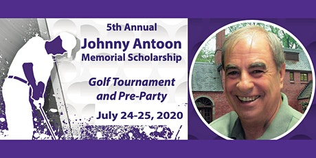 5th Annual Johnny Antoon Memorial Golf Tournament tickets