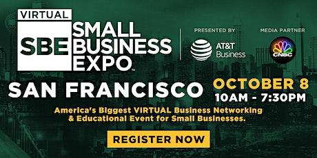 San Francisco Virtual Small Business Expo 2020 tickets