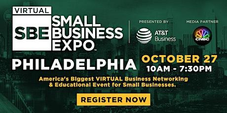 Philadelphia Virtual Small Business Expo 2020 tickets