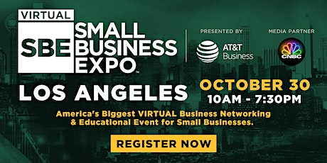 Los Angeles Virtual Small Business Expo 2020 tickets