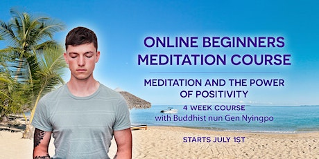 MEDITATION & THE POWER OF POSITIVITY  Week 4: Overcoming loneliness tickets