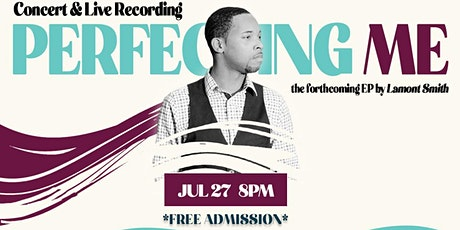 Perfecting Me - Live Recording & Concert tickets
