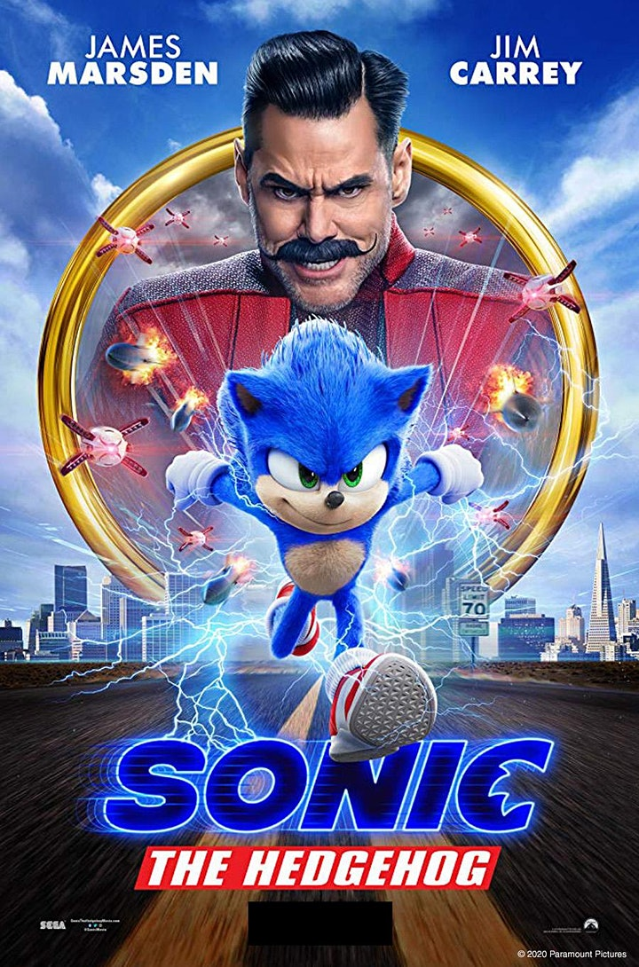 SONIC THE HEDGEHOG: Drive-In Movie Event image