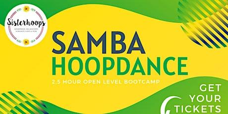 Samba Hoopdance Rotterdam tickets