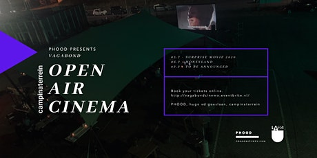 Phood x LAB-1 Presents Vagabond Open Air Cinema | Campina Terrein Eindhoven tickets