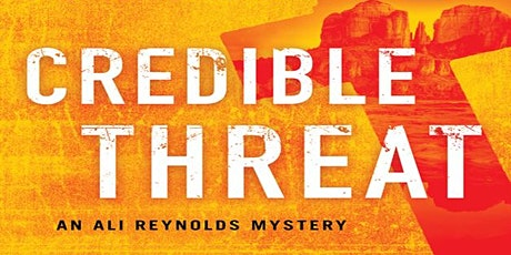 Mystery Author J.A. Jance – Credible Threat (Virtual Event) tickets