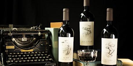Spy Series Tasting  - Browne Family Vineyards tickets