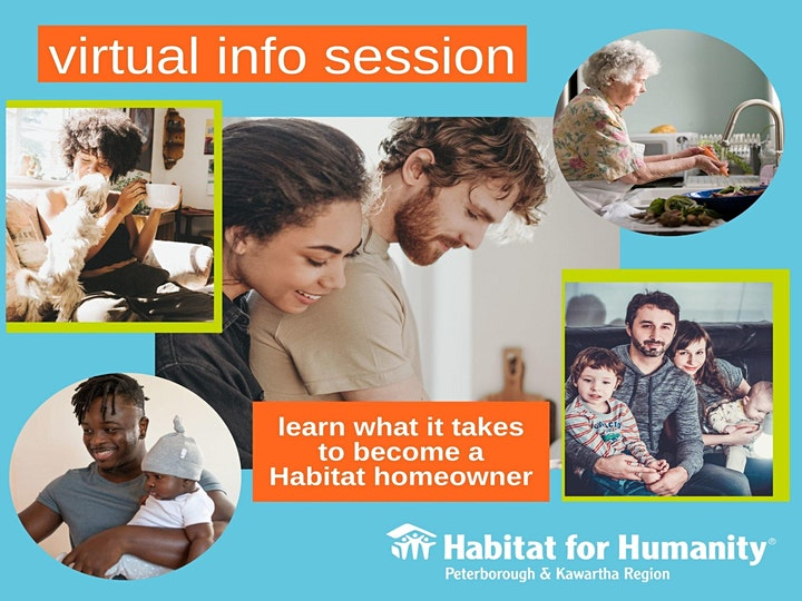 Virtual Homeownership Information Session (Tue June22) image