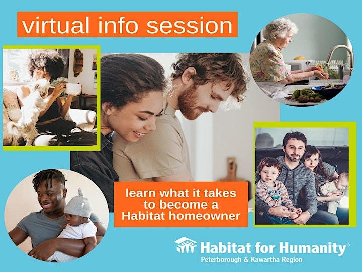 Virtual Homeownership Information Session (Tues Sept 29) image
